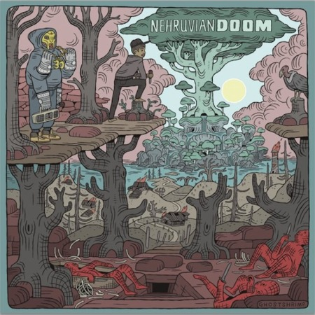 MF Doom & Bishop Nehru - NehruvianDoom