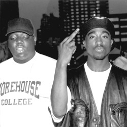 Notorious Big & Tupac