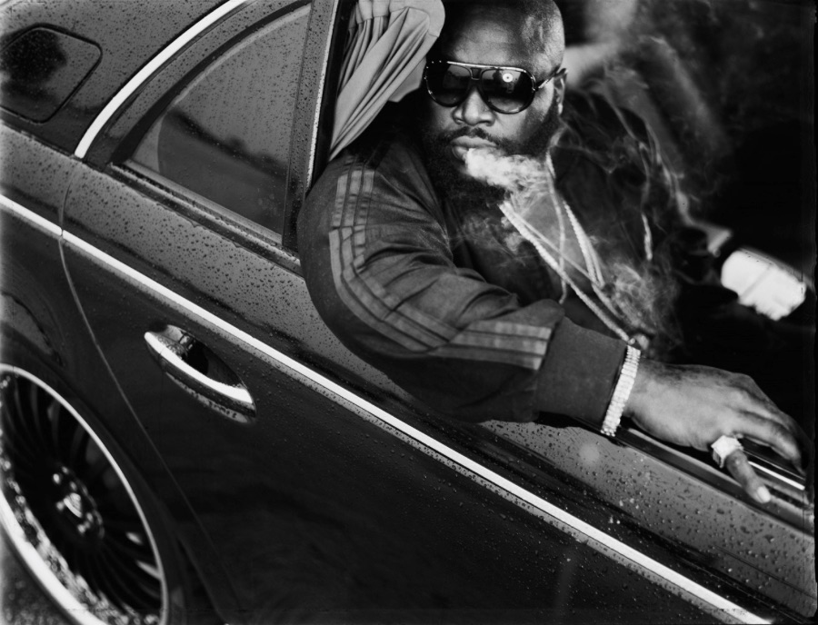 Rick Ross by J. Mannion